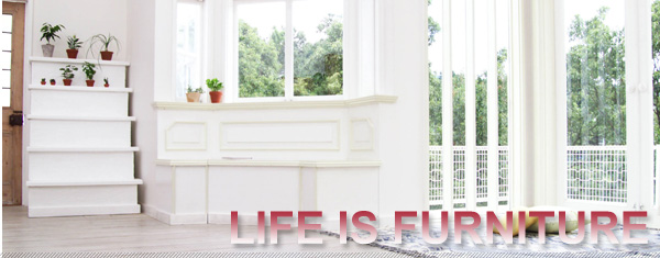 life is furniture